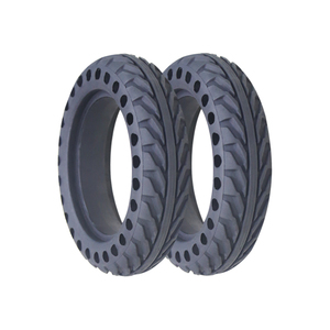 scooter airless tire honeycomb tires solid 8 inches nedong tire