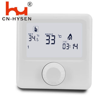 Hot Digital Wireless Room Thermostat for Underfloor Heating and Gas boiler