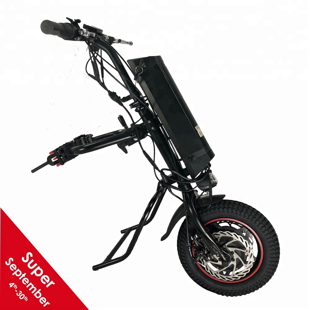 36v 350w cnebikes new electric wheelchair handcycle for disabled