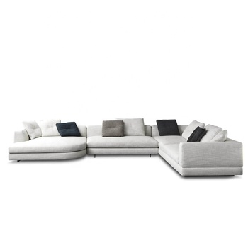 New Fancy Fabric Sofa Bed Wooden Frame Reclining Couch Set Modern Designs Living Room Furniture Luxury The Brick