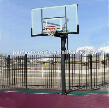 High Quality Outdoor Movable Basketball Stands