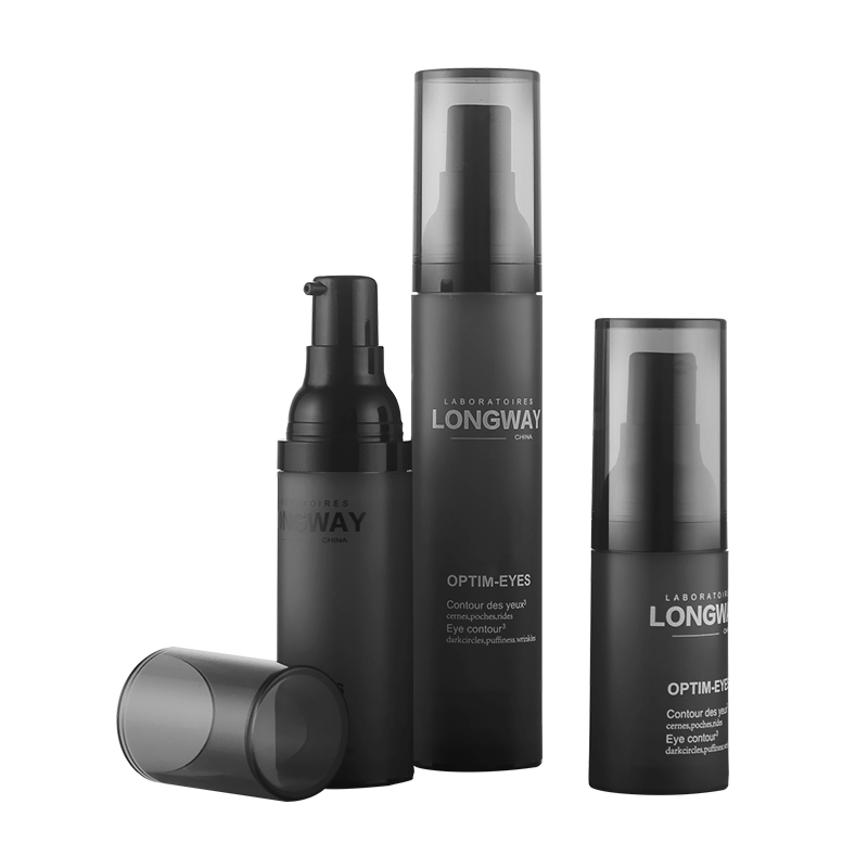 15 ml 30 ml 50 ml plastic pp airless pomp fles cosmetica Verpakking