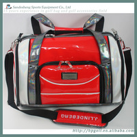 duffle lindeberg golf boston bag with shoe compartment