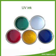 Silk Screen Printing UV ink for ABS/PC/PVC/PET plastic