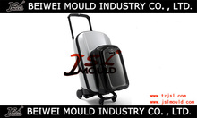 4 Wheel Hardshell Lightweight Hand Luggage Case Injection Mold