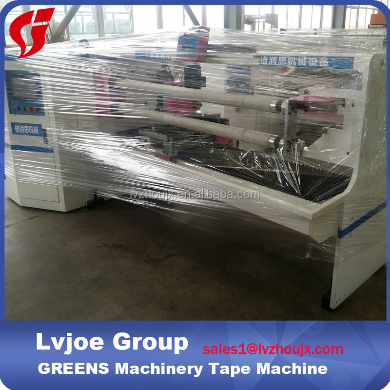 Top Selling Automatic Tape Cutting machine for PVC Electrical, Masking Paper, Foam Double Sided, BOPP Tape
