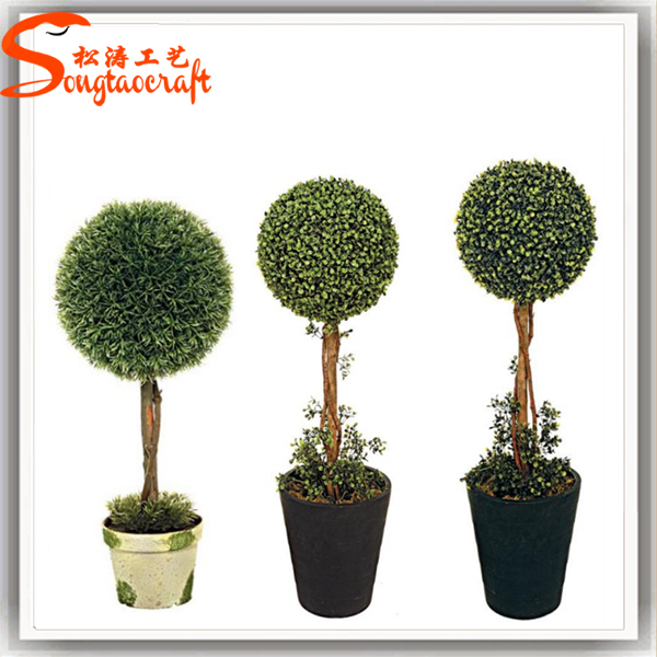 All Kinds Of Plastic Indoor Grass In Pot Artificial