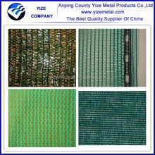High quaity plastic sun shade net factory price with length 1-6m