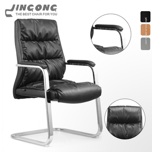 Factory direct sale high quality leather ergohuman chair latter day black leather high back hotel office chair