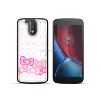Wholesale ultra slim gel resin design phone case for moto g 4 case