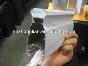 WOW!Top grade aluminium profile corporation/industrial aluminium profile/aluminium profile extrusion for powder coated/anodizied