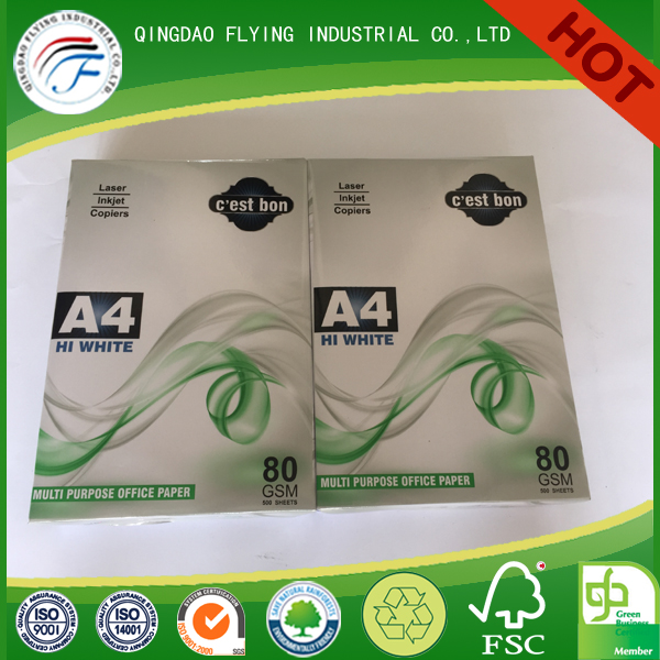 Cheap stocklot hot sale a4 copier paper