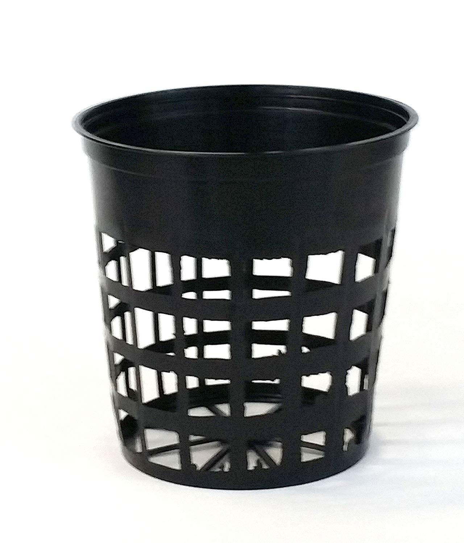 50 3 Inch Net Slit Pots for Hydroponic Aeroponic Use