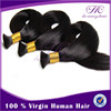 Wholesale Beauty Supply Top Quality Hot Sale 100% Chinese Human Bulk Hair