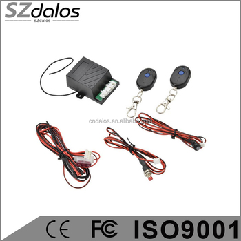 Shenzhen DALOS Car Paralyzer (transceiver), high quality Car Paralyzer