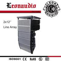 pro public audio speaker active line array speaker , mini line array speaker
