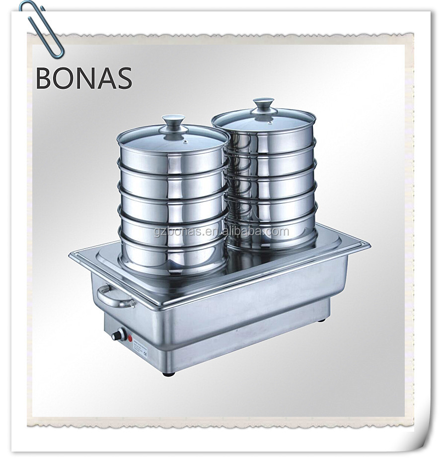 Stainless steel used catering equipment, food warmer chaffing dish