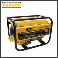 220V 4 stroke home use single generator gx160 2.2kva
