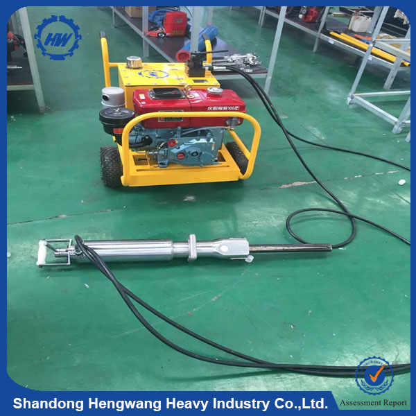 Hydraulic Rock Splitting Tools/ Stone Splitting Wedge Machine