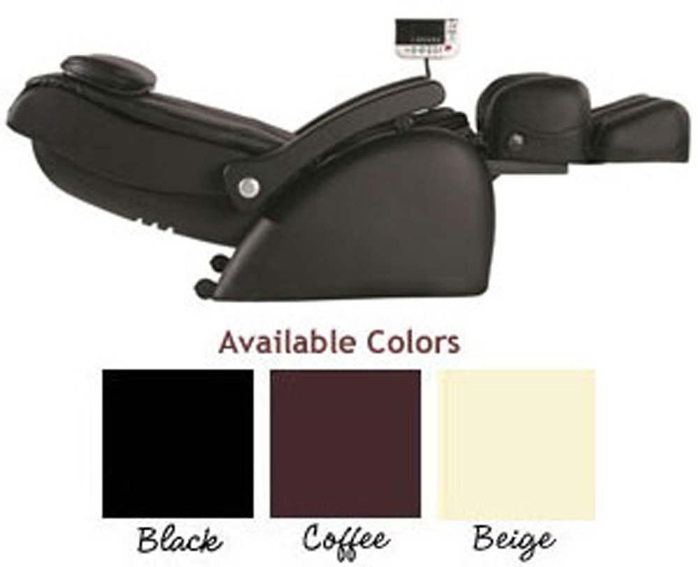 Get Quotations · Omega Massage Montage Elite Chair Black