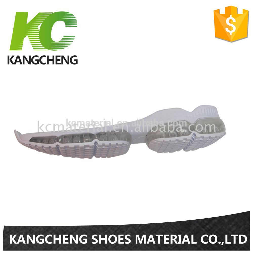 Best selling newest design ceiling attachment tpr outsoles for sale outsole material ladies shoes leather useful