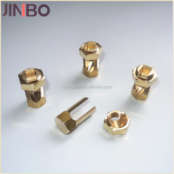 All Size Of Split Bolt Wire Connectors For Joining Electric Wire ...