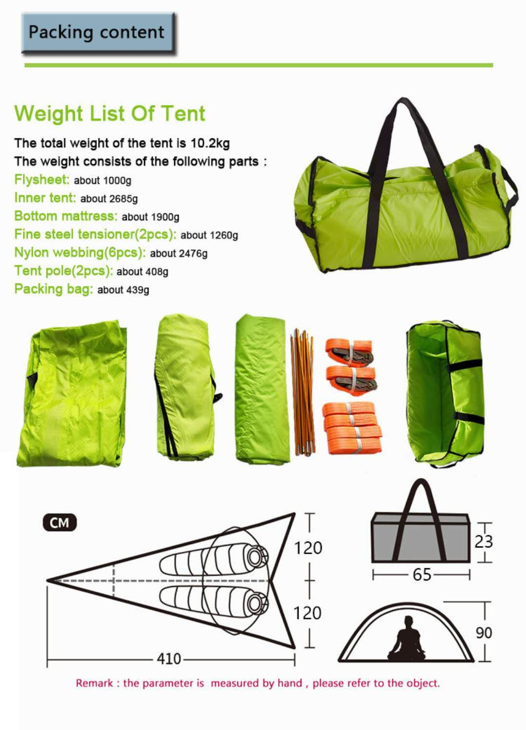 Outdoor Camping Flying Saucer Type Ground Hammock Tents Buy Tree House Tent Three Person Double Layer Camping Tent Outdoor Camping Tents Product On Alibaba Com