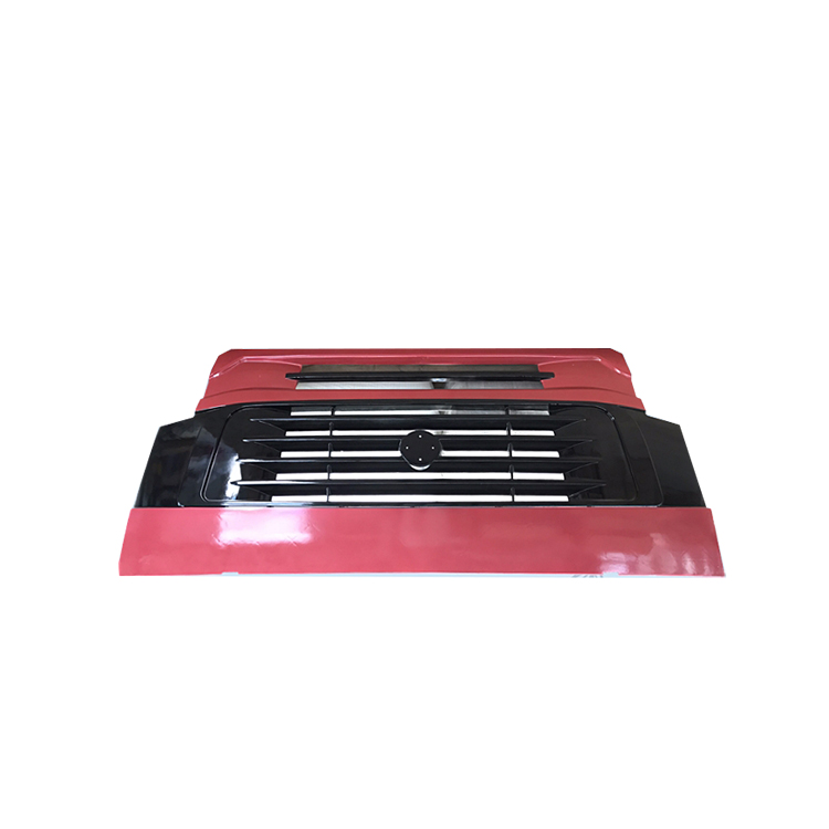 Chinese factory wholesale plastic steel cab truck front panels for sinotruk