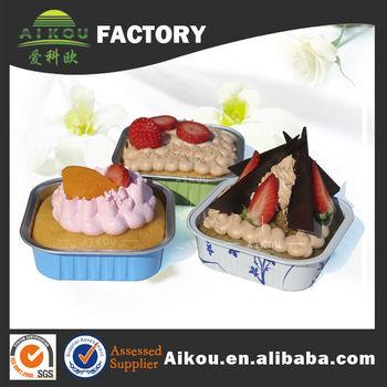 Wholesale Aluminum Foil Blueberry/american/green Tea Cheese Cake ...