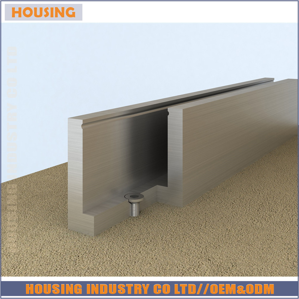 Ringhiera del balcone designs_embed u canale per glass_indoor ...