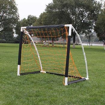 25d472264 standard full size Aluminum soccer goal/football gate/pillar/stand with net  and
