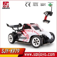2015 NEW RC cars ! 1:28 2.4G 4WD Rc Racing Car with 130 Brushed Motor / Remote Control Car for Sale SJY-WL-K979