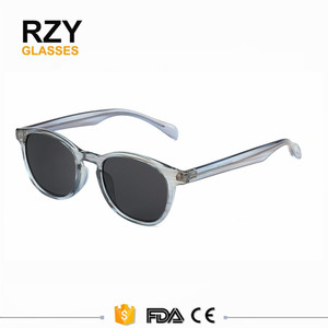Men and women all suitable sporty sunglasses UV400 lens Tranprant frame