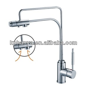 Three Way Ro Kitchen Faucet