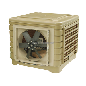 cabinet said mount air cooler with water mist evaporative air conditioner