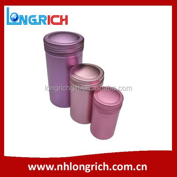Recycling Aluminum Tin Box With Different Sizes