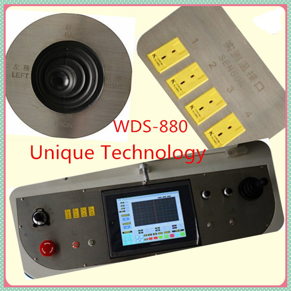 infrared bga repair system for laptop,mobile,ps3