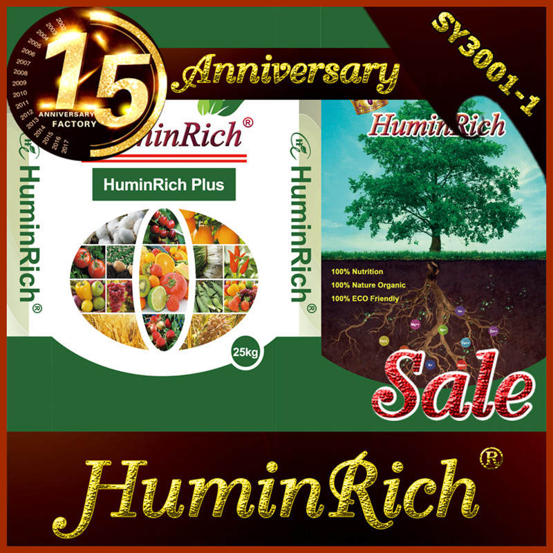 """HuminRich"" Rich In Npk Natural Stimulate Growth Agent Organic Fulvic Acid For Strawberry"