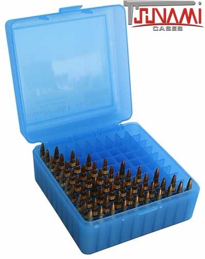 Ammunition Manufacturer Plastic Ammo Box 100 Round Ammo Boxes For Arms And Ammunition(tb-907)