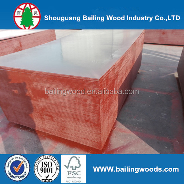 Whole sale price film faced plywood / shuttering plywood for sales