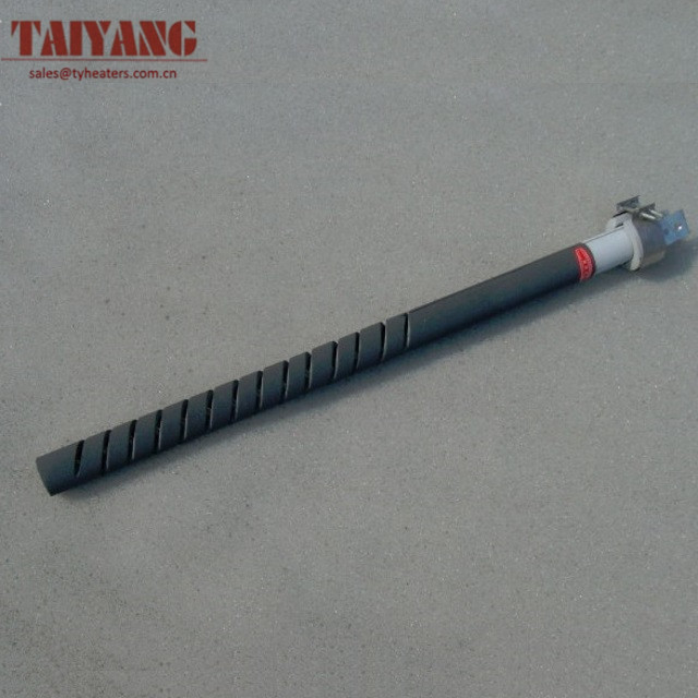 W type silicon carbide heating elements/sic heater rod