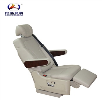 Different types of high-end adjustable car leather seat