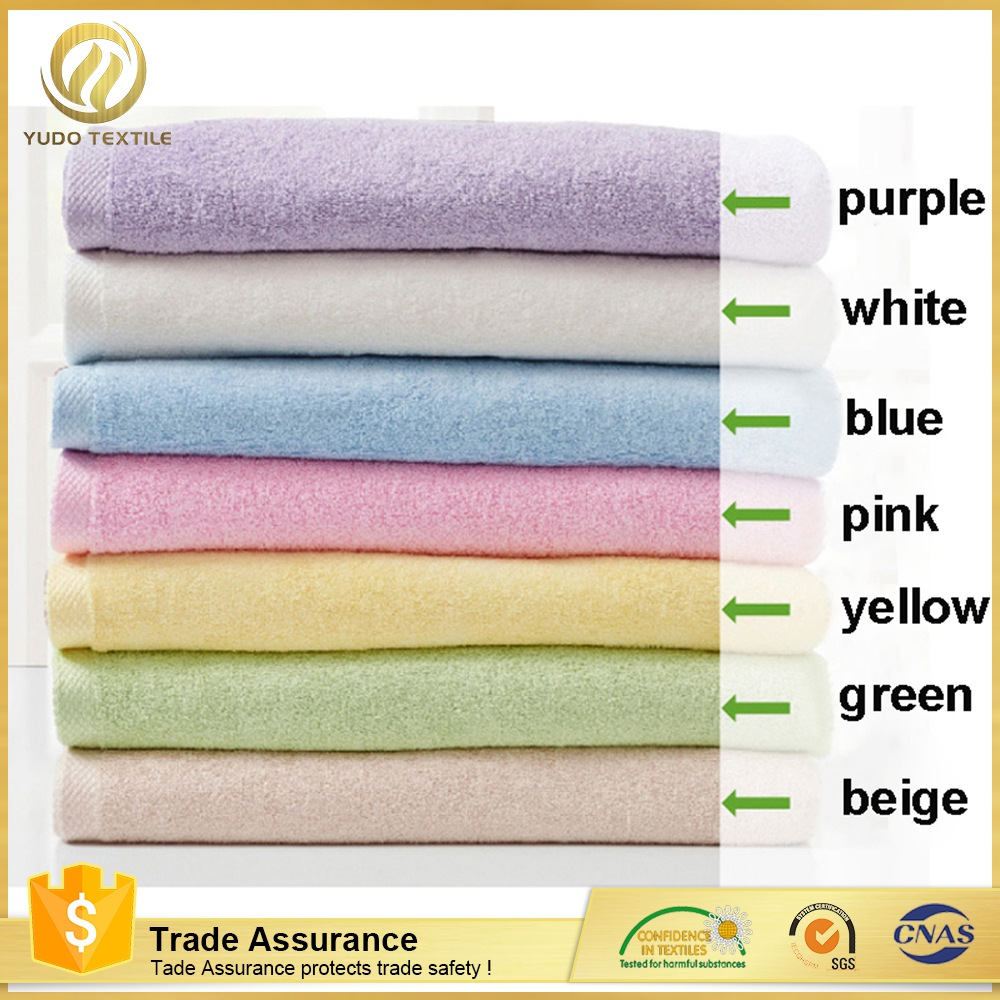 Alibaba china supplier swimming pool Good quality hilton hotel bath towel