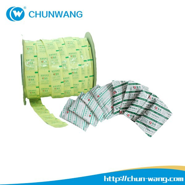 Alibaba China Eco-friendly wholesale oxygen absorber/De Sanso agent