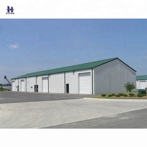 Cheap Prefabricated Steel Structure Warehouse Design Pdf Cad Drawing