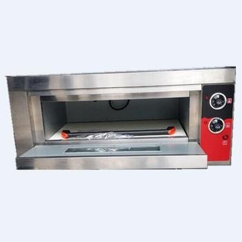 stainless steel commercial infrared portable gas pizza oven