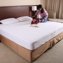 Anit Dust Mite Mattress Protector Cover For Hotel