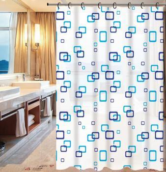 arabische gordijnen groot punt bedrukte pe douchegordijnstuk thuis gordijn badkamer douche sets