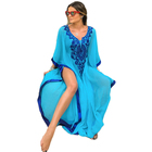 2019 new product Hot Sale loose Turkish robe beach dress Bikini jacket Cover Ups beachwear