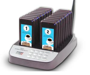 Restaurant high quality wireless table calling beeper